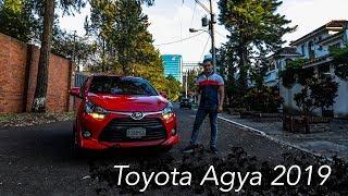 Toyota Agya 2019  ¡Un Auto compacto bien hecho! (Versión Guatemala)