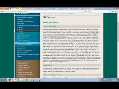 The Guide to Electives Part 6 Abdelrahman Ali   YouTube