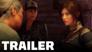 Shadow of the Tomb Raider: The Forge Trailer - X018