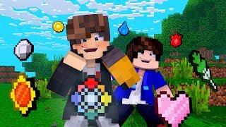 Minecraft: MUNDO L POKEMON - ULTIMA INSIGNEA - ‹ JUAUM › #93