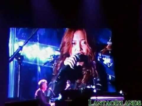 CHARICE-Power Ballad - The Power  of Love (Celine Dion) - Video (Courtesy Of LantaoIsland).