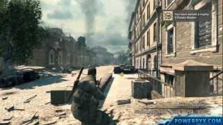 Sniper Elite V2 - Potato Masher Trophy / Achievement Guide
