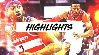 Best John Wall Highlights 17-18 Season Part 1 | Clip Session