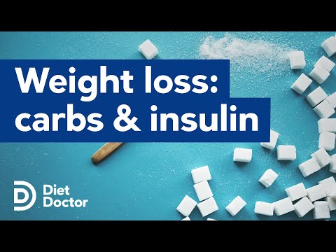 Carbs and insulin DO matter for weight loss