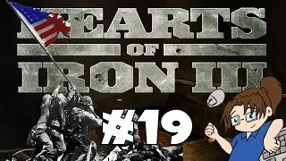 Hearts of Iron 3 - United States of America - Ep 19 [The Invasion of Kyushu Island]