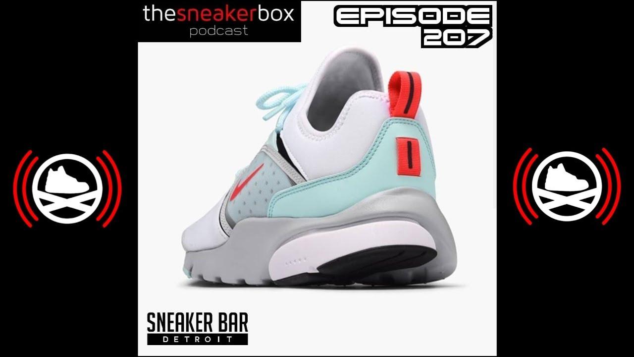 601736b9131e53 The Sneaker Box--Episode 207