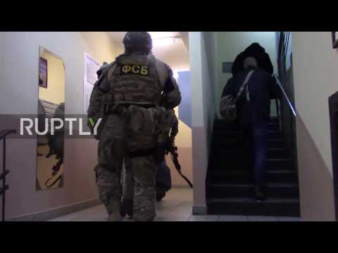 Russia: FSB arrest 4 IS-linked terror suspects in Moscow
