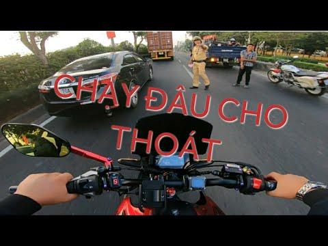 Download PHẠM TUẤN VLOG | CHẠM TRÁN C.S.G.T KHÔNG LỐI THOÁT & CÁI KẾT  | VIETNAM MOTORCYCLE Tập 2.