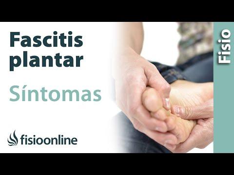 Qué es la fascitis plantar? Causas, diagnóstico y tratamiento ...