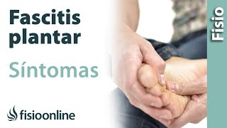Causa fascitis reaction plantar ¿la fibromialgia