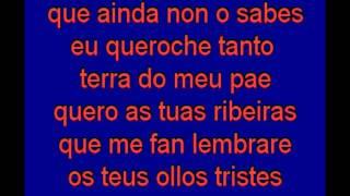 Un Canto A Galicia - Julio Iglesias - karaoke   Tony Ginzo