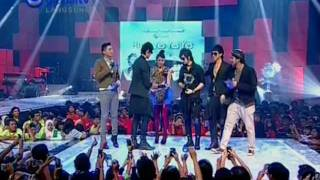 NAGASWARA MUSIC AWARDS 2011 Live di SALUT INDONESIA 2011 Chapter #4 Courtesy GlobalTV