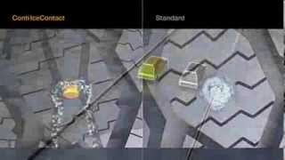 Технологическая особенность шипа зимней шипованной модели шин Continental ContiIceContact(, 2013-09-08T10:09:33.000Z)