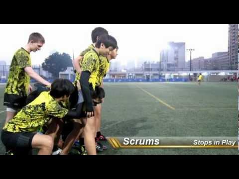 Rugby Basics Tutorial