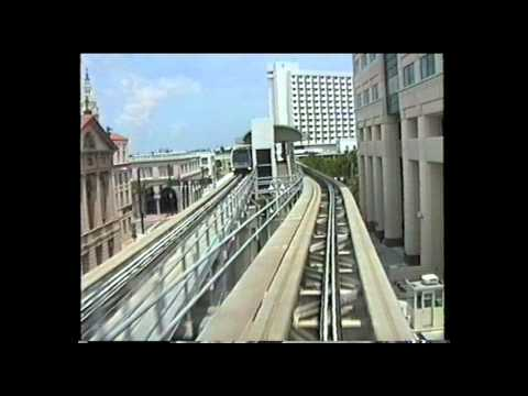 Miami-Dade Metromover - Mai 1995