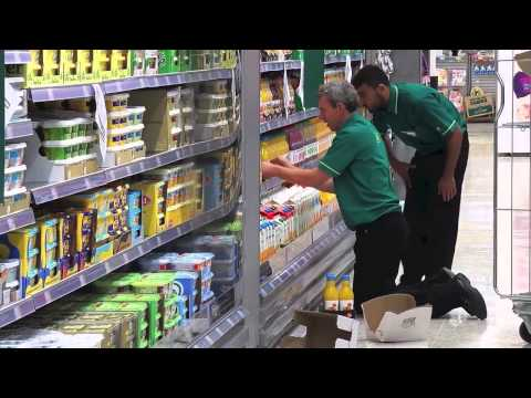 A look around the new Bedford Morrisons store