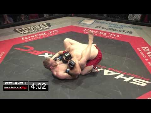 Shamrock Fuel Fight 8 Mike Gaston Vs Jordan Dowdy