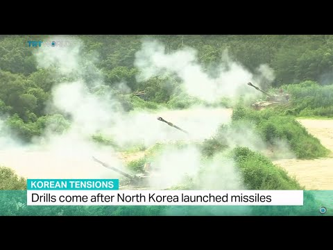 Korean Tensions: Pyongyang condemns annual joint drills, U-Jean Jung reports