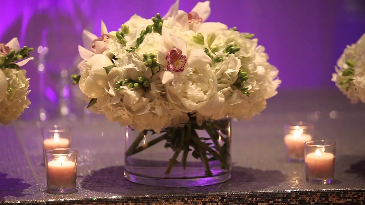 Puerto rico wedding planner wedding decorations at hotel for Acanthus decoration puerto rico