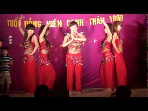 """Múa Ấn Độ """"Made in India"""" - Ngõ Mới, Châu Phong, Liên Hà, Đông Anh, HN"""