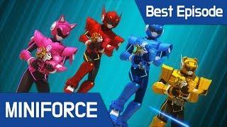 Miniforce Best Episode 8