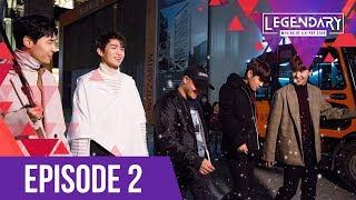 LEGENDARY: Making of a K-Pop Star - Episode 2 | The Start of Something New (Alex Christine ft. JRE)