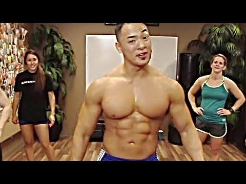 Extreme 2 Min Cardio Workout - M-100s With Clark Shao – go to SixPackShortcuts.com