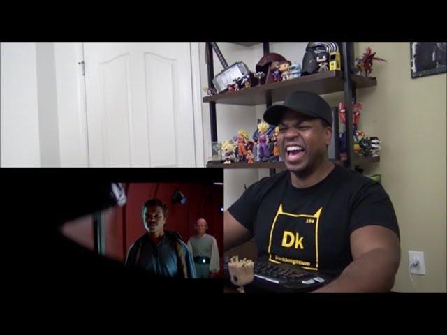 Darth Vader with Banes Voice - Random Scenes REACTION!!!