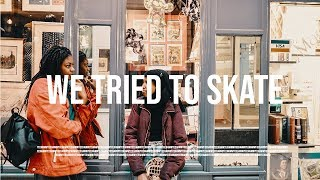 We Tried To Recreate Skate Kitchen