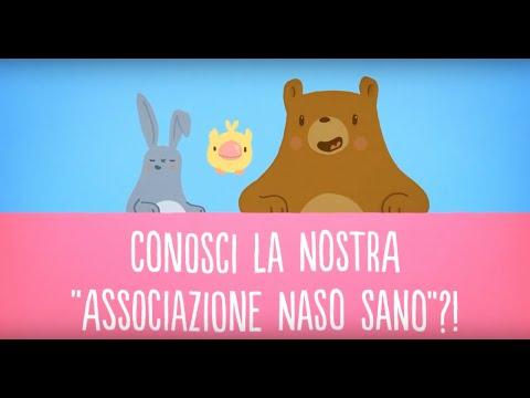 """Associazione """"NASO SANO"""" - Ricerca Ed Educazione Continua In Medicina"""