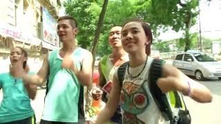 cuoc dua ky thu 2014 - chang 2 - phan 1 - lam gi voi bong bong - teaser
