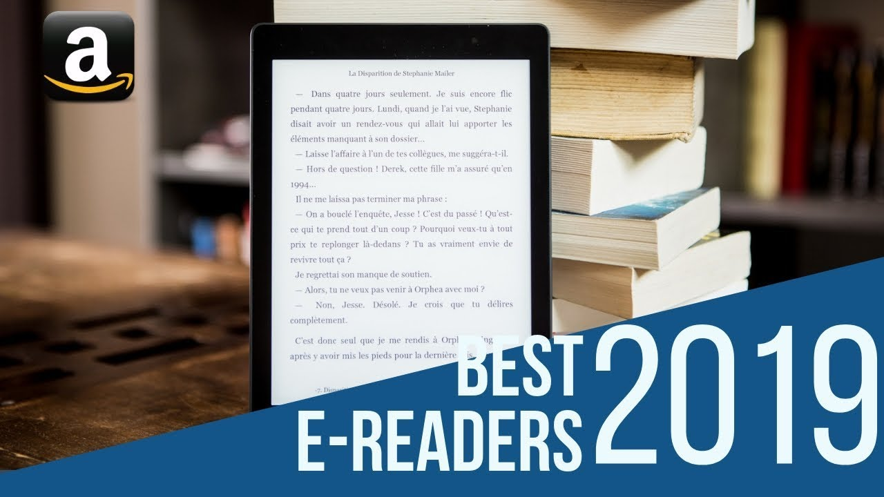 b79459dde2a0 Top 7  Best E-Book Readers of 2019   Best 7 E-Readers on Amazon ...