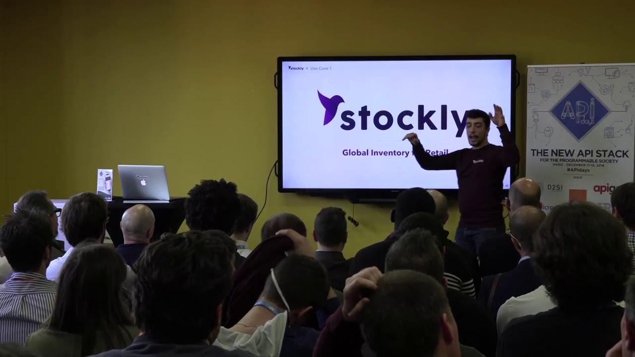 From API First to API Only, Oscar Walter, CTO, Stockly, APIdays Paris 2018