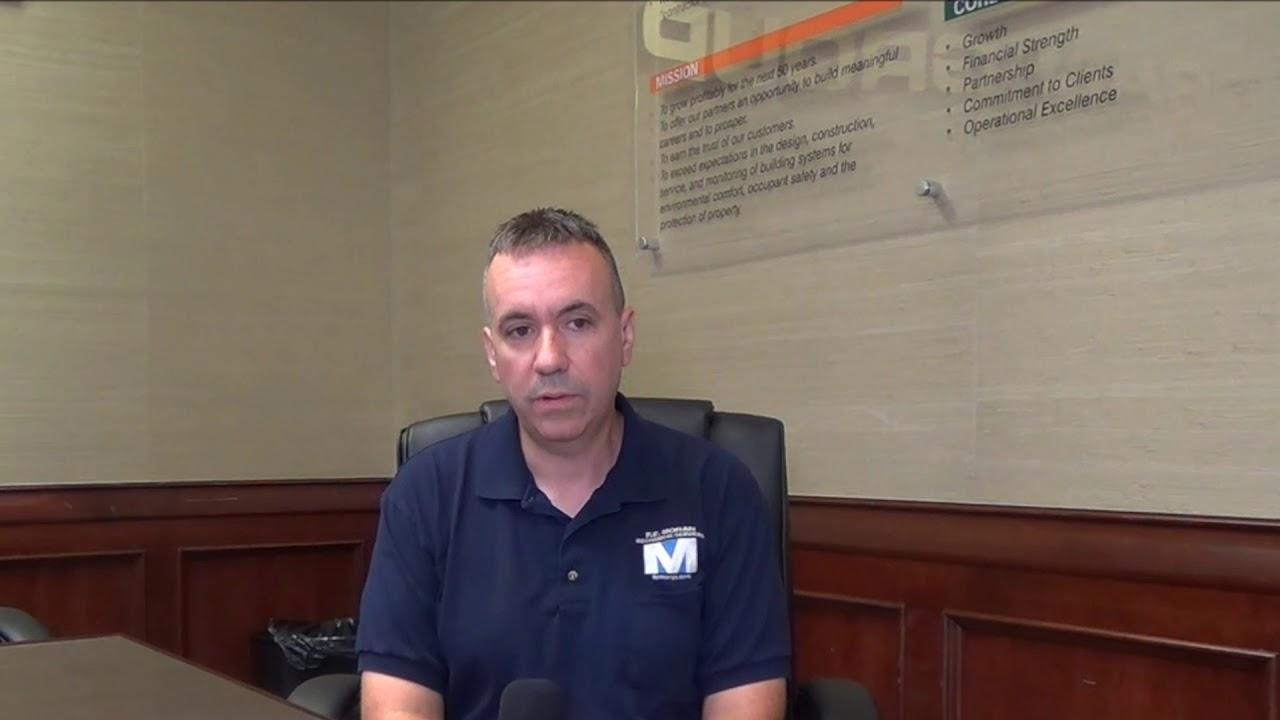 F E Moran Mechanical Services Computrols
