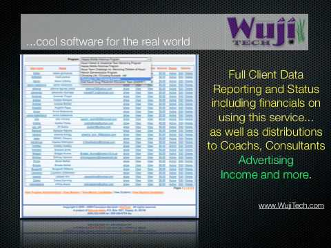 WujiTech overview - Coaching-Consulting Tools