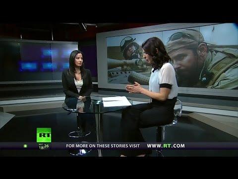 American Sniper's Patriot Porn & Celebration of Psychopathy | Interview with Rania Khalek