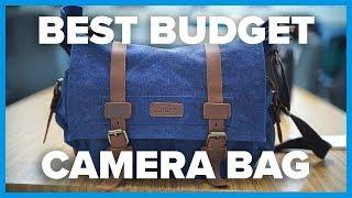Best Budget Camera Bag? (Kattee DSLR Messenger Bag)
