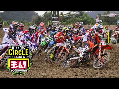 "Winners' Circle: Jeffrey Herlings ""I promised the team I won't go for the win..."""