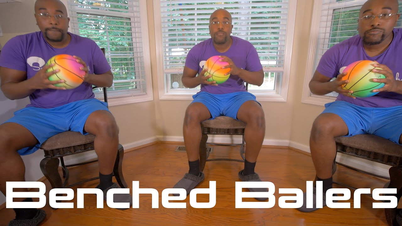 Benched Ballers Percussion piece