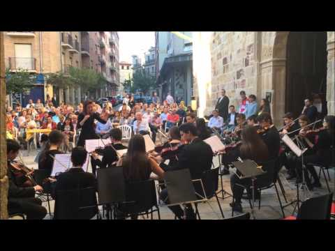 Canon Pachelbel - Joven Orquesta Sinfónica De Zamora (Triduo Virgen De La Saleta)