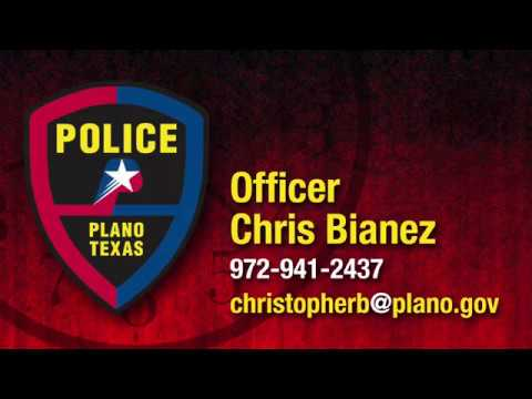 plano police safety minute - active shooter