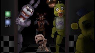 LittleBigPlanet 2: NEW Five Nights at Freddy