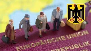 видео Поздние переселенцы в Германию