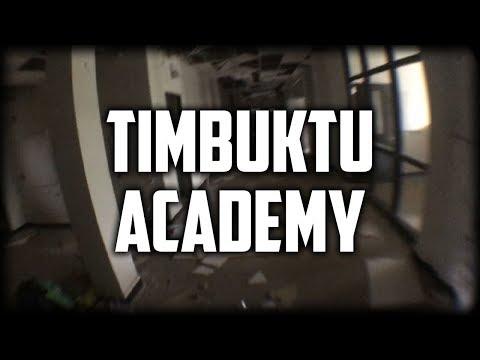 "Urbex: Exploring a Freshly Abandoned Academy - ""Timbuktu Academy"""