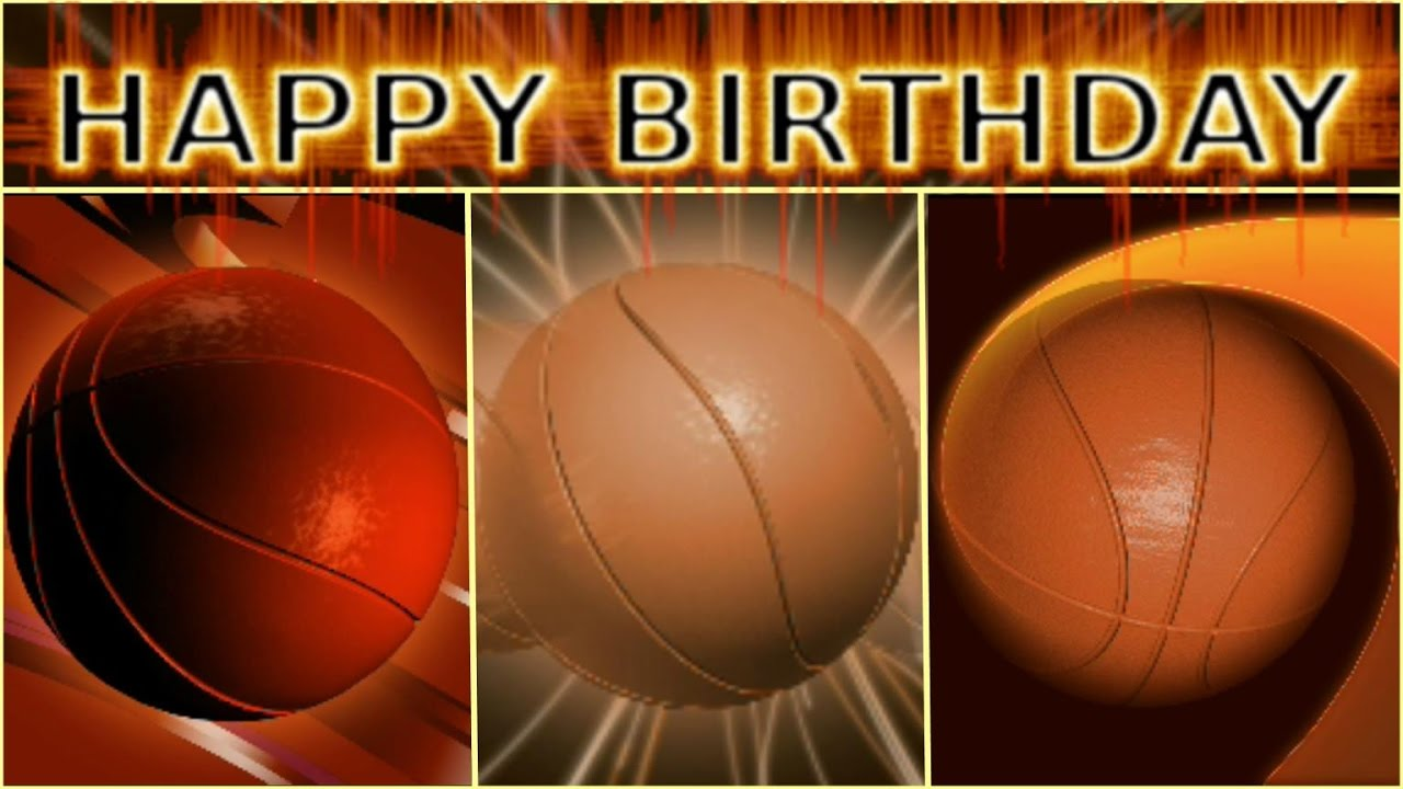 Basketball birthday card compilation youtube basketball birthday card compilation bookmarktalkfo Image collections