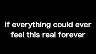 Foo Fighters Everlong Lyrics