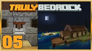Truly Bedrock S0 EP5 : Farming Mending! [ Minecraft, MCPE, Bedrock Edition,Windows 10 ]