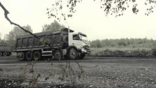 Опыт эксплуатации Volvo FMX 10x4 в Сибири