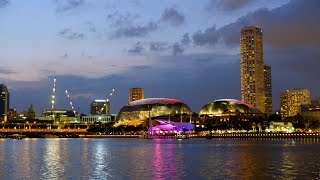 Hướng dẫn du lịch Singapore - Malaysia