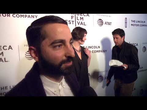 Sev Ohanian on Take Me at the 2017 Tribeca Film Festival